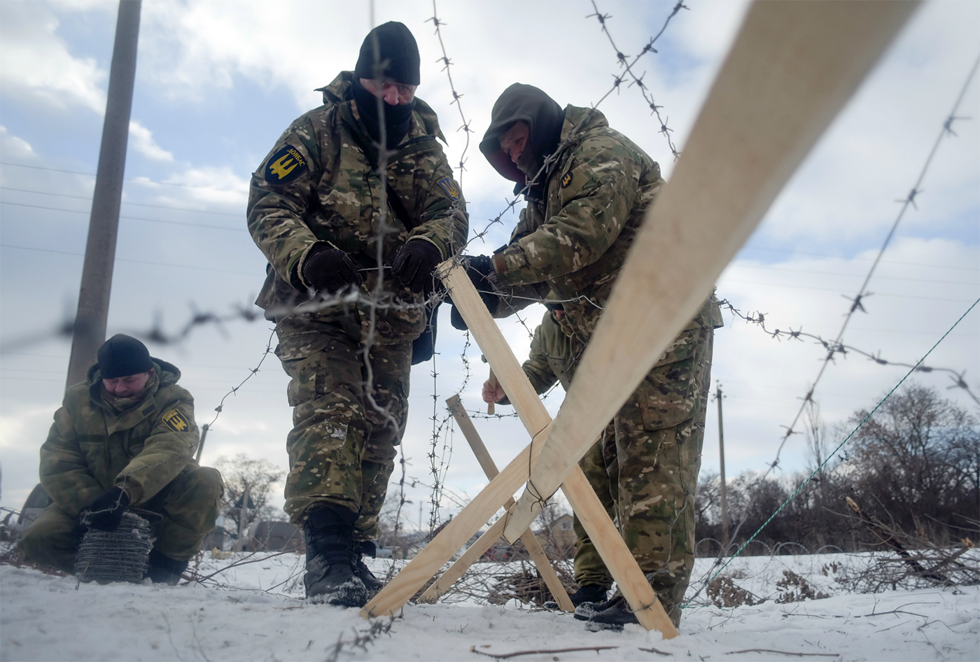 Парламент ДНР принял закон онационализации украинских учреждений